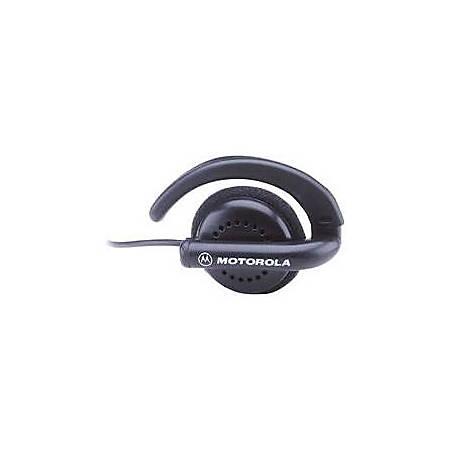 Motorola® 53728 Over-The-Ear Mono Earphone, Black