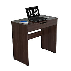 Inval Contemporary Writing Desk With Drawer