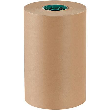 "Office Depot® Brand Poly-Coated Kraft Paper, Roll, 12"" x 600', Kraft"