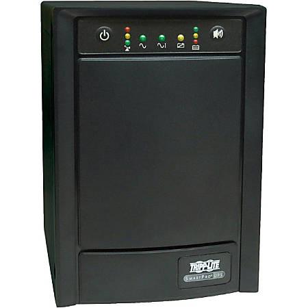 Tripp Lite UPS Smart 750VA 500W International Tower AVR 230V Pure Sine Wave C13 USB DB9