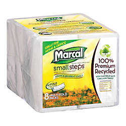 Marcal Multi Fold 1 Ply Paper