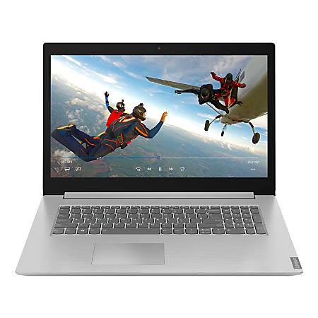 "Lenovo® IdeaPad L340 Laptop, 17.3"" Screen, AMD Ryzen 5, 8GB Memory, 1TB Hard Drive, Windows® 10 Home, 81LY000FUS"