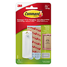 3M Command Sawtooth Picture Hanger