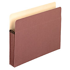 Pendaflex Redrope 100percent Recycled Expandable File