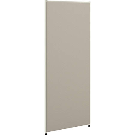 """basyx by HON® Verse Panel System, 60""""H x 36""""W, Gray"""