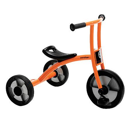 "Winther Circleline Tricycle, Medium, 23 5/8""H x 20 1/2""W x 31 1/8""D, Orange"