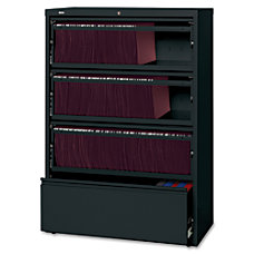Lorell Fortress Series 36W 4 Drawer