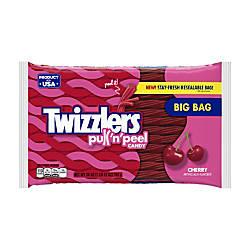 Twizzlers Pull n Peel Cherry 28