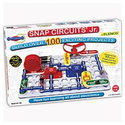 Elenco Electronics Snap Circuits Jr 100