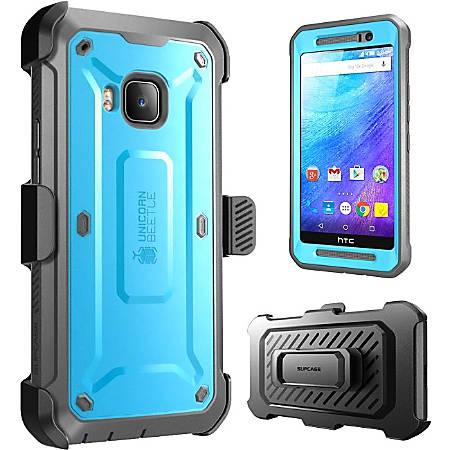 Supcase Unicorn Beetle Pro Carrying Case (Holster) Smartphone - Transparent, Blue