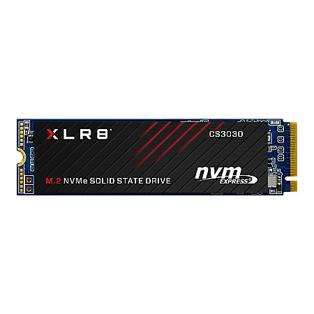 PNY XLR8 CS3030 1TB M.2 NVMe Internal Solid State Drive