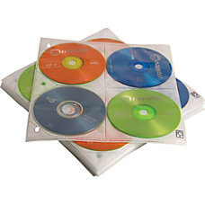 Case Logic Prosleeves For CD Binders