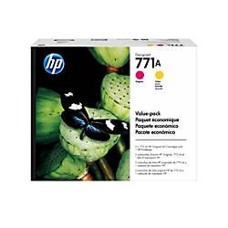HP 771 P2V48A MagentaYellow Printhead