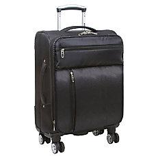 DeJuno Spinner Suitcase 10 H x