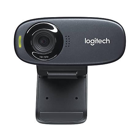 Logitech® HD Webcam C310