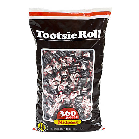 Tootsie Roll Midgees, 2 Lb