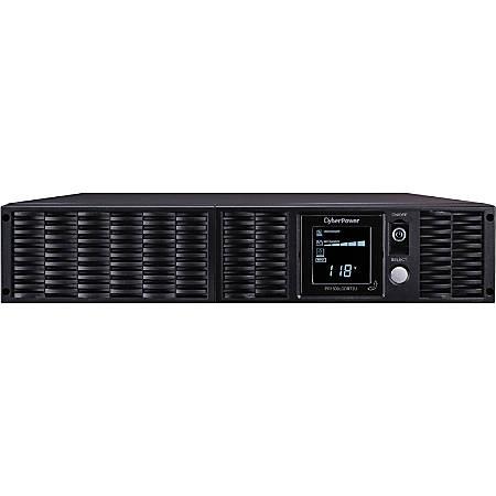CyberPower Smart App Sinewave PR1500LCDRT2U 1500VA UPS