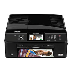 Brother® MFC-J825dw Wireless Inkjet All-In-One Printer, Copier, Scanner, Fax