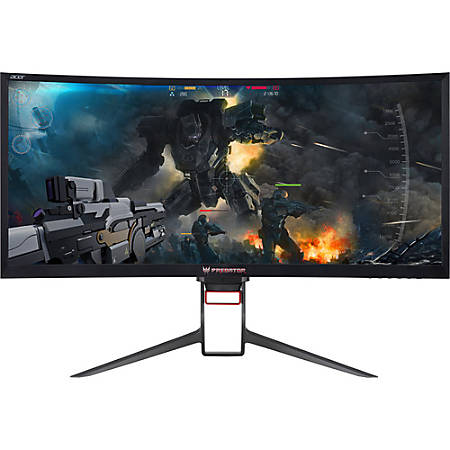 "Acer® Predator Z35 35"" Gaming Refurbished Monitor, VESA® Mount, Z35P bmiphz"