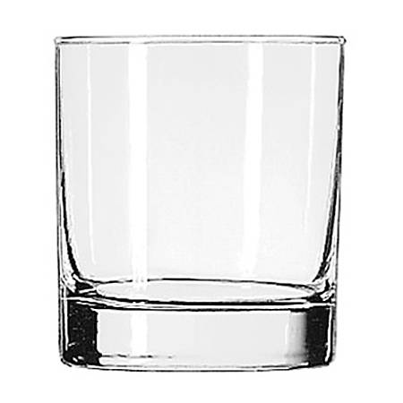 Libbey Heavy Base Beverage Glasses, 11 Oz, Clear, Pack Of 36 Glasses