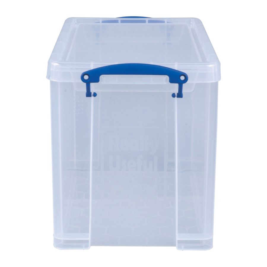 Really Useful Box Plastic Storage Box 19 Liters 14 12 x 10 14 x 11