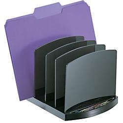 OIC 2200 Series Standard Sorter Black