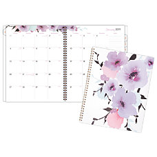 Cambridge Monthly Planner 8 12 x