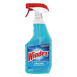 Windex Original Glass Cleaner 26 Oz By Office Depot