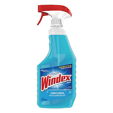 Windex® Original Glass Cleaner, 26 Oz