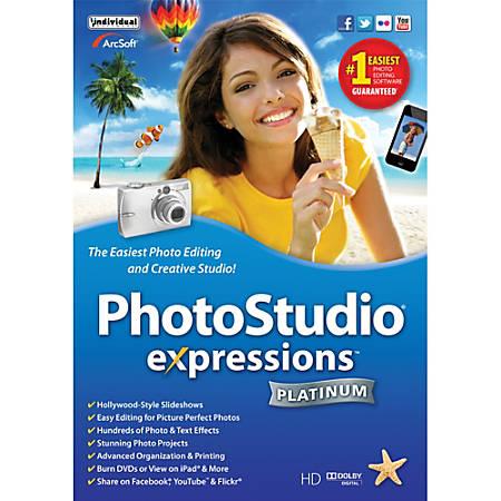 PhotoStudio Expressions Platinum 6, Download Version