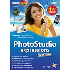 PhotoStudio Expressions Platinum 6 Download Version