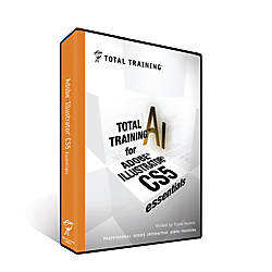 Total Training for Adobe Illustrator CS5