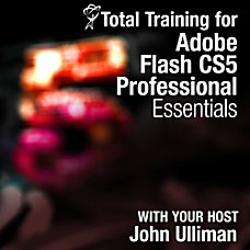 Total Training for Adobe Flash CS5