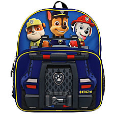 Paw Patrol Boys Backpack Blue