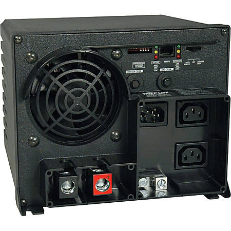 Tripp Lite 750W APS 12VDC 120V Inverter / Charger w/ Auto Transfer Switching ATS 2xC13 Outlets