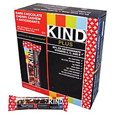 KIND Snack Bars Dark Chocolate Cherry
