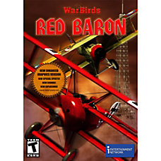 Warbirds Red Baron 2012 MAC Download