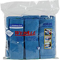 Wypall Microfiber Cloths Cloth 1575 Width