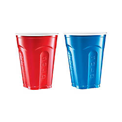 Solo Squared Party Cups 18 Oz