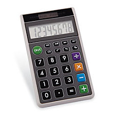 DH 62 Hybrid Wallet Calculator Assorted
