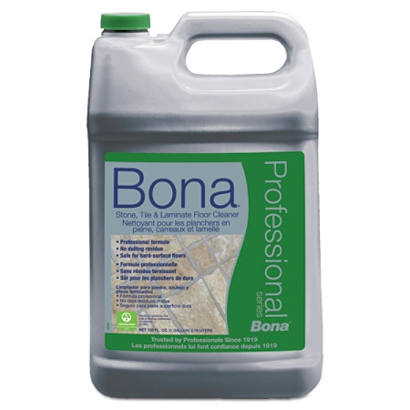 Bona Stone Tile And Laminate Floor Cleaner Fresh Scent 128 Oz Refill
