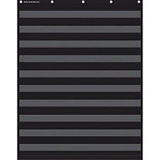 Teacher Created Resources Black Pocket Chart