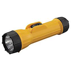 Bright Star 6V Flashlight BlackYellow