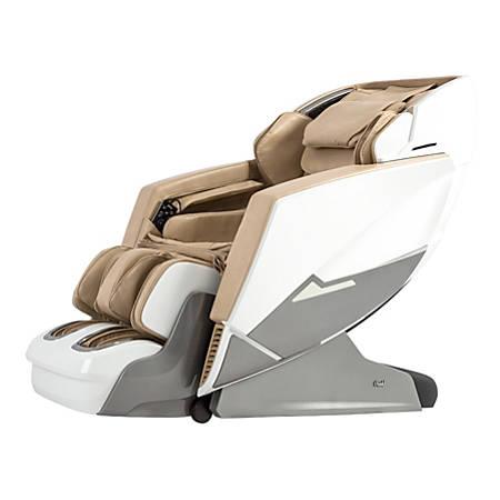 Osaki Pro Ekon 3-D Massage Chair, Beige/Silver