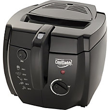 Presto CoolDaddy 05442 Deep Fryer 201