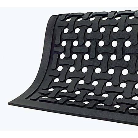 Comfort Flow Mat, 3' x 9', Black