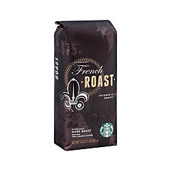 Starbucks Preground Drip Brew Coffee French