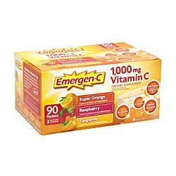 Emergen C Vitamin C Dietary Supplement