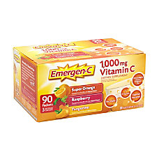 Emergen C Vitamin C Dietary Supplement