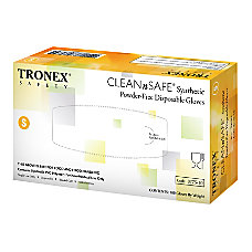 Tronex PVC Disposable Powder Free Gloves